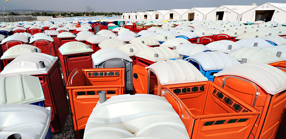 Champion Portable Toilets in Westwego,  LA